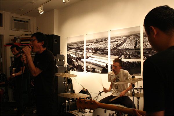 PK 14 Live at Govinda Gallery