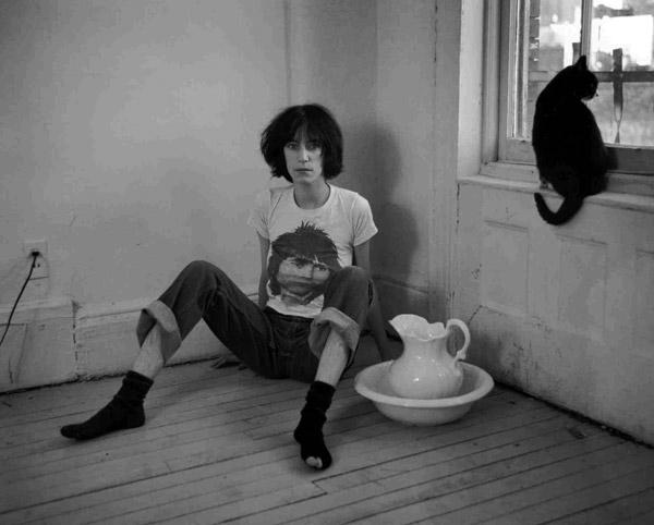 "Patti Smith, ""The Lookout"" © Frank Stefanko"