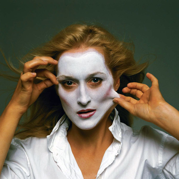 Meryl Streep, 1981. © Annie Leibovitz.
