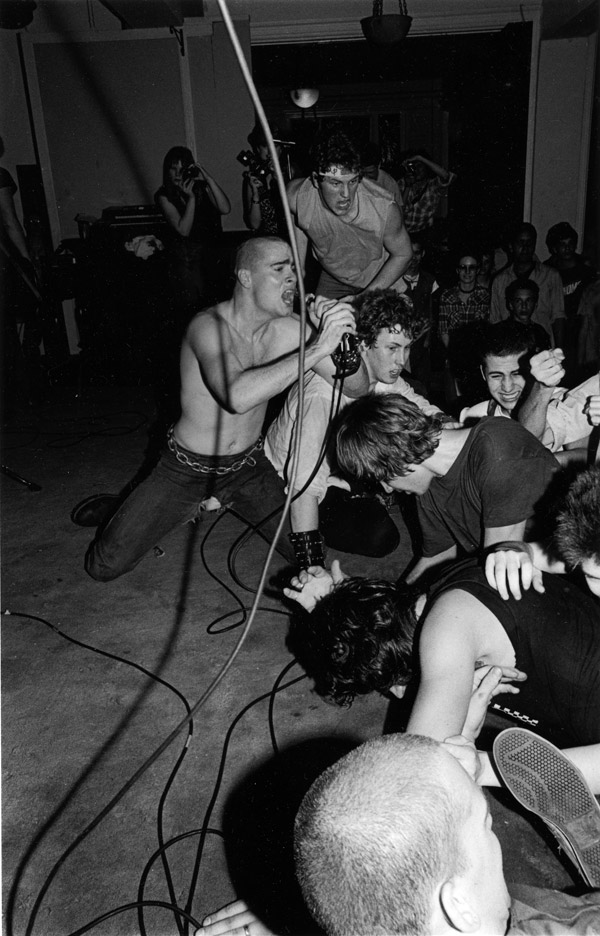 henry rollins what is punk