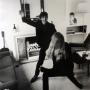 George Harrison and Astrid Kirchherr © Max Scheler