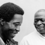Buddy Guy and Pete WIlliams