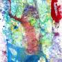 Fresh 10. Acrylic on canvas 3'x6'