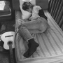 Jeff Beck Sleeping