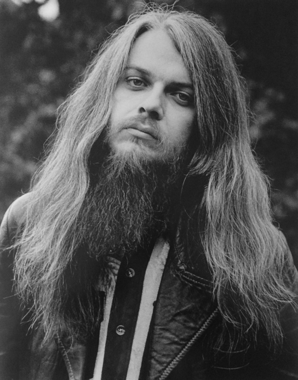 Leon Russell, 1970. © Barrie Wentzell.