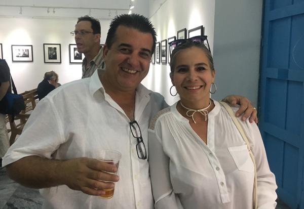 Emilio and Edimary Perez.