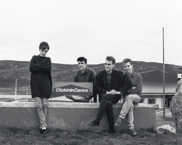 The Smiths Clickimin Centre