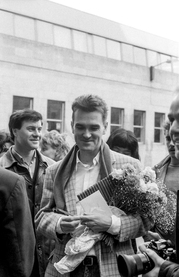 The Smiths flowers