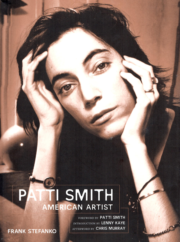 Patti Smith American Artist